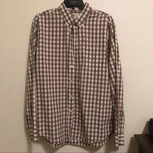 JCrew Tailored Fit shirt